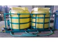 Смешиватель «Кассета» для разных удобрений, химии в жидкой среде.