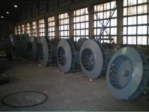 Производим дымососы ДН-26х2-0,62; ДН-24х2; Д-13,5х2; Д-15,5х2