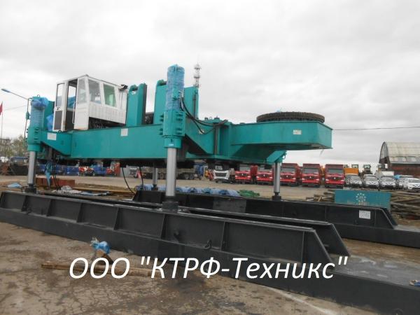 Гидравлическая сваевдавливающая установка (копер) Sunward ZYJ260BJ, 20