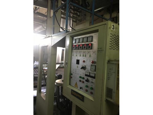 Пленочный экструдер ПНД 45 шнек Тайвань