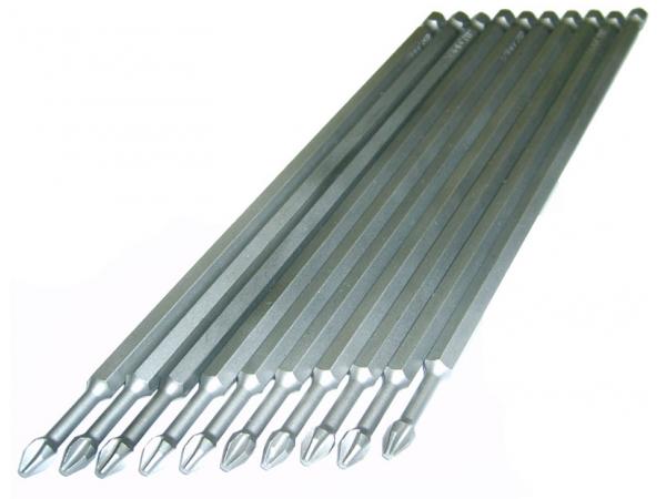 Биты Whirlpower SKRAB магнитные. длина от 25мм до 250мм