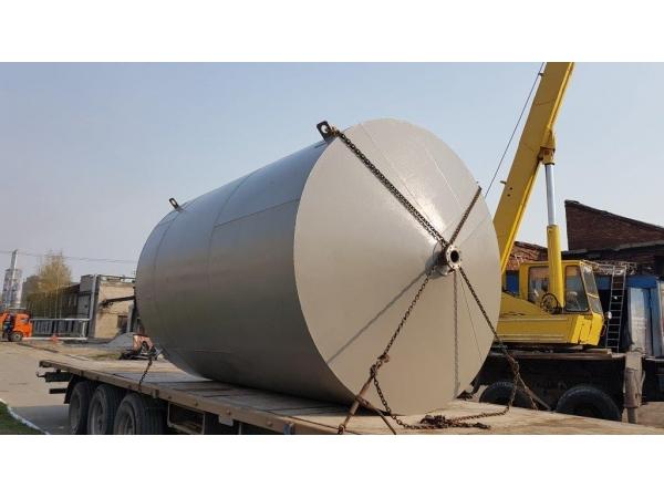 Производство емкостного оборудования (РГСН, РГСП). Под заказ.
