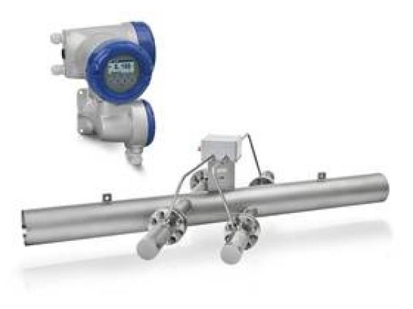 Ультразвуковой расходомер для измерений объемного расхода и объема раз