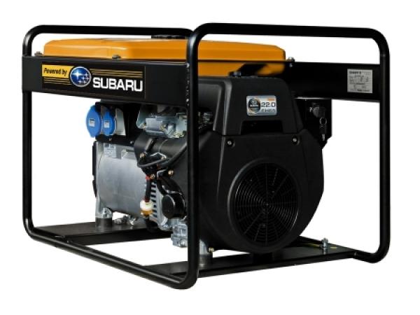 Бензиновый генератор ENERGO EB12.0/230 SLE