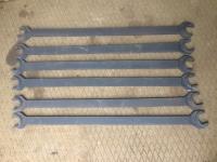 Ключ рожковый для стыковых болтов