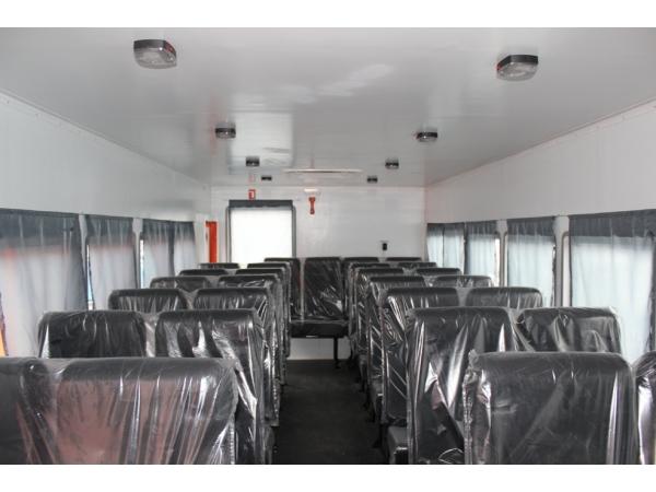 Автобус вахтовый на шасси КАМАЗ-43118