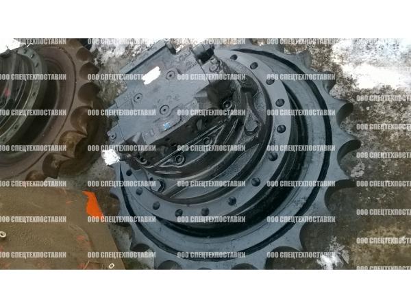 Гидромотор редуктора хода Hitachi ZX-470