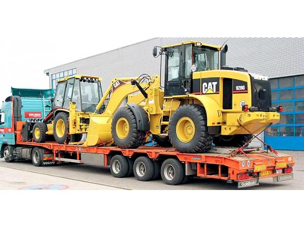Перевозка станков, оборудования, металлоконструкций