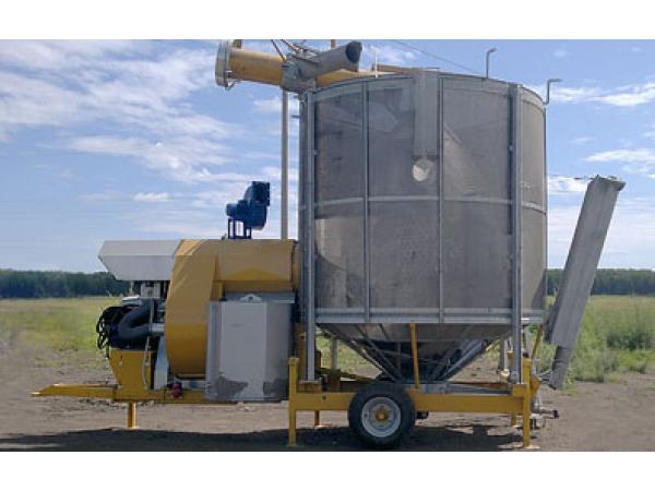 Зерносушильные агрегаты
