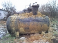 Газгольдер 5м3