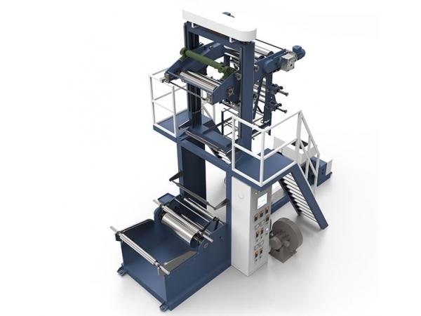 Пленочный мини экструдер MSD 45-500 для пнд