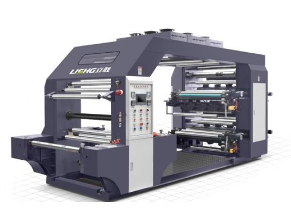 Флексографическая печатная машина YTB 41500