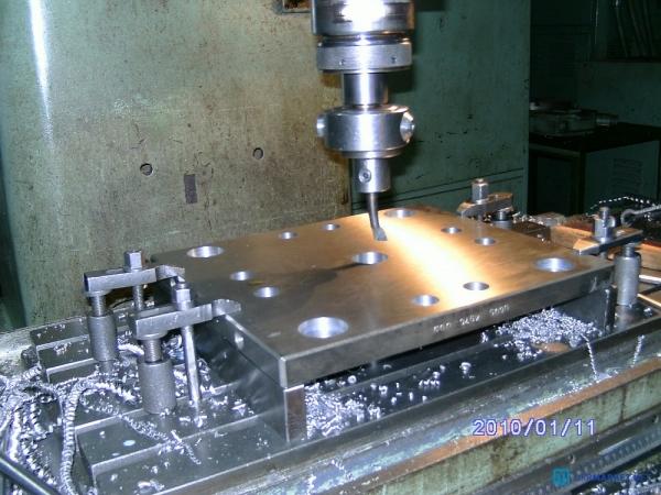 Обработка металлических изделий механическая