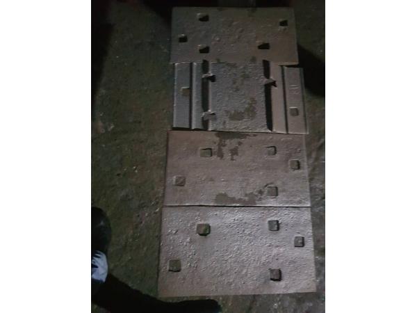 Подкладка ДН6-65 - 180 тн