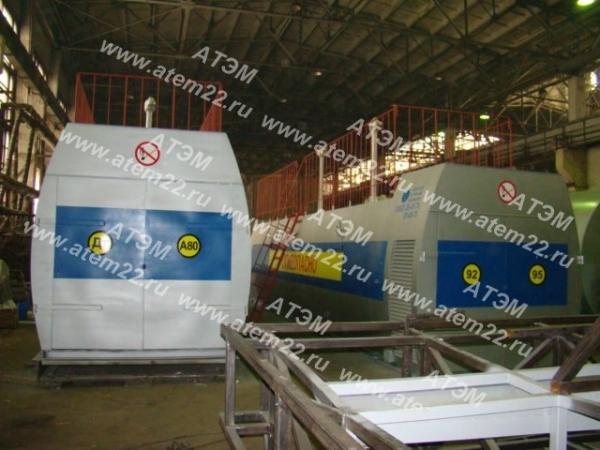 Резервуары для АЗС, мини АЗС, контейнерные и модульные АЗС