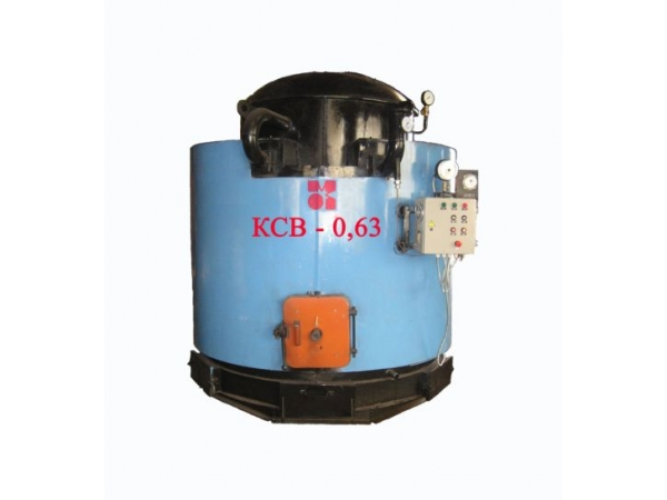 Отопительный котел КСВ-0,63