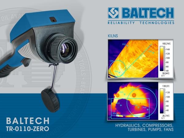 продажа дешевых тепловизоров BALTECH TR-0110