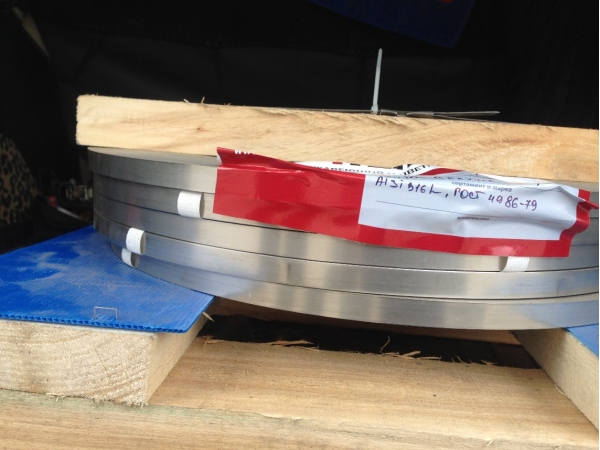 Сталь 12Х18Н10Т лента нержавеющая в наличии и под заказ.