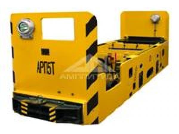 Аккумуляторный электровоз АРП5Т (аналог электровоза А5,5)