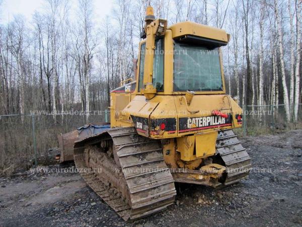 Бульдозер CAT D5N LGP, 2008 г, болотник