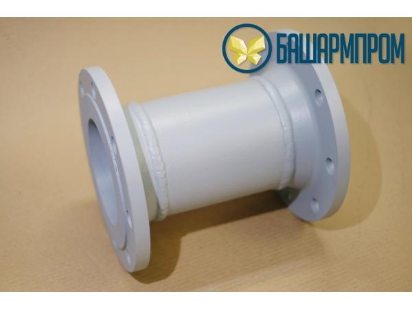 Клапан 19с11нж Ду 150 Ру 1,6 МПа, фланцевый, сталь 20