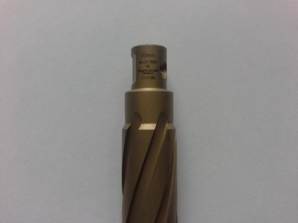 Новые корончатые сверла Karnasch L 80, 100, 110 mm.