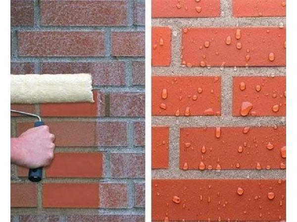 Защита фасада от воздействия воды (гидроизоляция фасада)