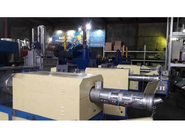 Грануляторы для переработки пластиковых материалов