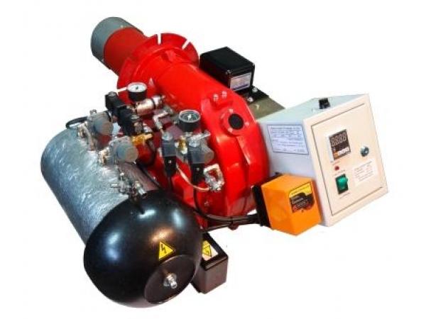 Горелки на отработанном масле AL-35V (120-360 кВт)