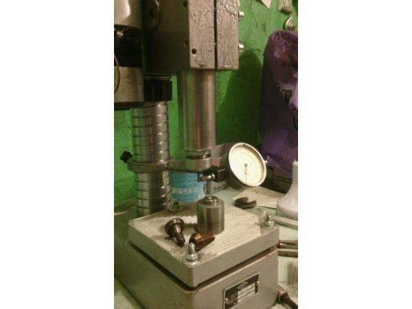 Станок притирки седла клапана мультипликатора Common Rail