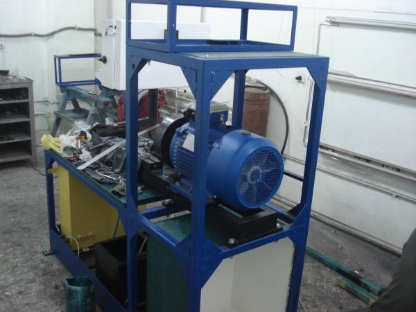 Изготовление станков для ремонта распылителей на заказ