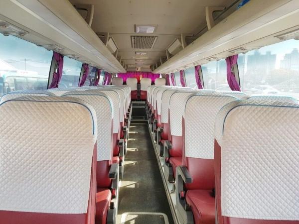 Туристический автобус Kia Granbird 2008г