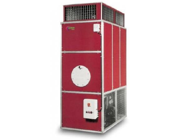 Генератор горячего воздуха (Cmt Clima, Италия)