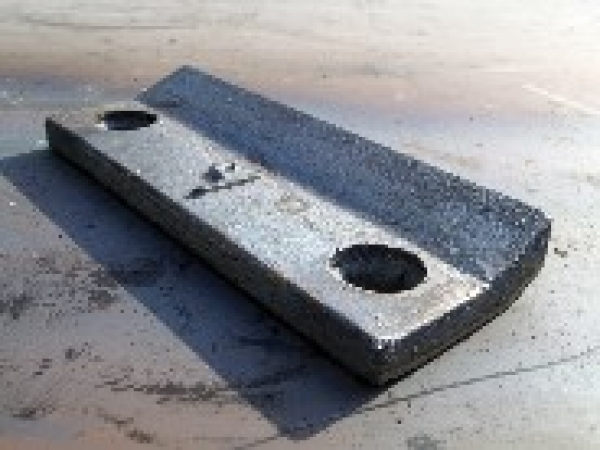 Броня на смеситель заводов ДС117-2Е, ДС117-2К, ДС158, ДС185