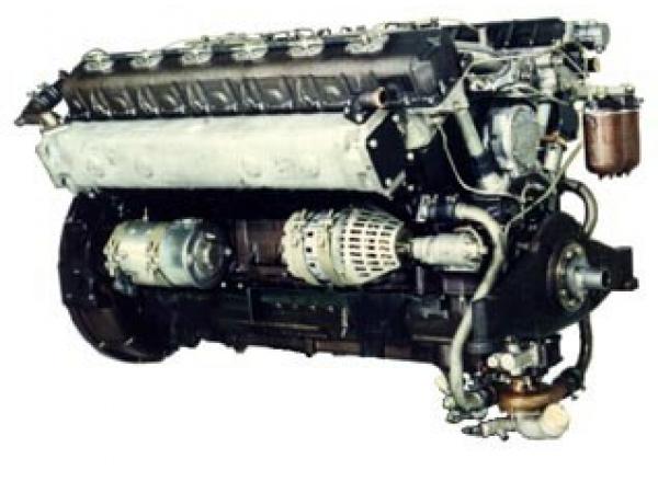 Двигатель 1Д12-400