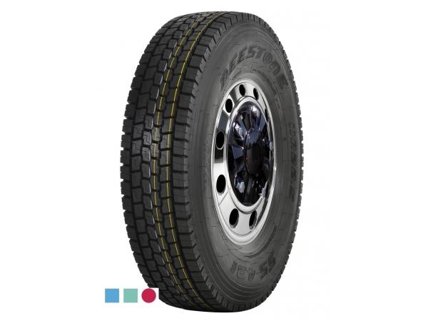 Грузовые шины 315/80R22.5 154/151L DEESTONE SS431 TL