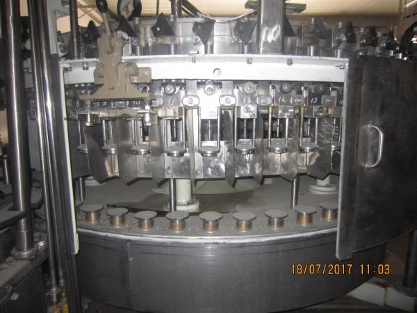 Моноблок розлива (воды) до 8 000 бут/час