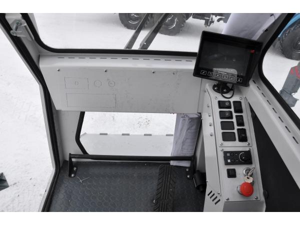 Автокран Челябинец КС-55732-28 шасси 43118