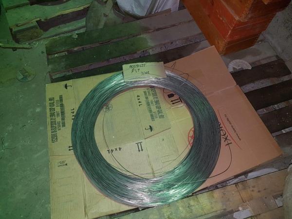 Проволока СВ-06Х19Н9Т, ф=1,4мм., 180 р/кг.