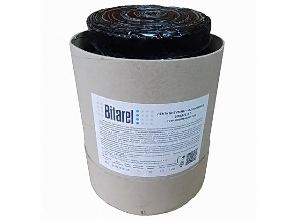 Лента полимерно-битумная Bitarel JET 50х5
