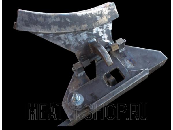 Стрелка переводная стальная для полосового пути Г2-ФПС-СТ