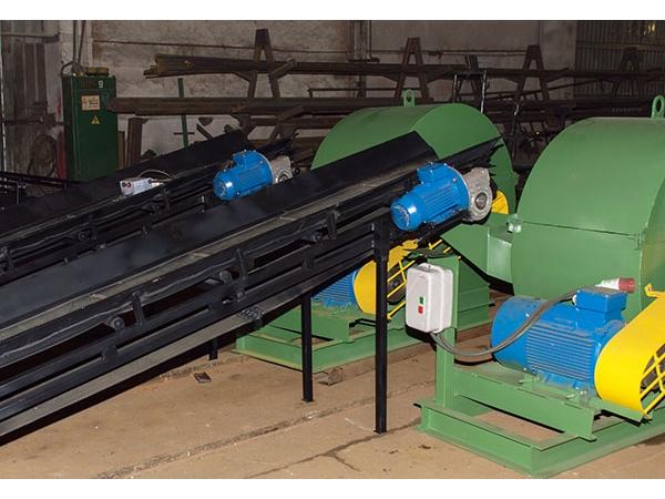 Линия по производству топливных гранул