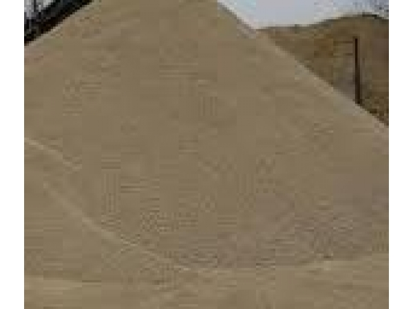 Песок строительный карьерный и намывной