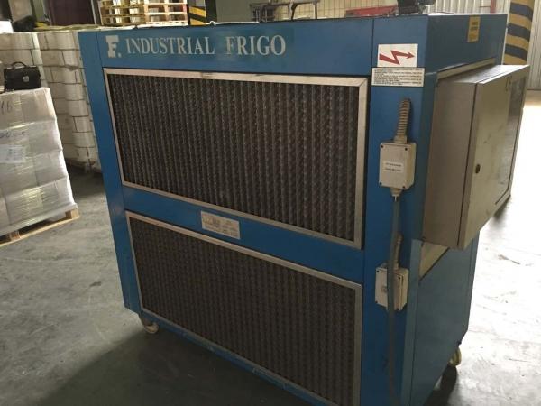 Моноблочный холодильник (чиллер) Италия Industrial Frigo