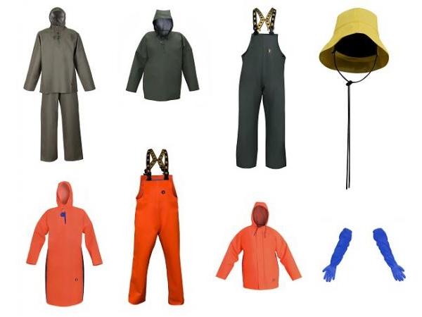 Одежда влагозащитная для рыбаков и моряков Польша