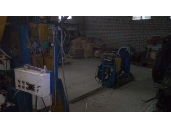 Линия  по производству кляймера  для вагонки.
