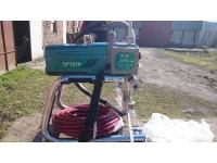 Аппарат окрасочный высокого давления HYVST SPT 210