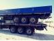Продаём Бортовой полуприцеп-контейнеровоз «CIMC» ZJV9400DY