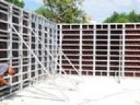Куплю Б/У опалубку -перекрытий,стеновую,фанеру,леса строительные,столы