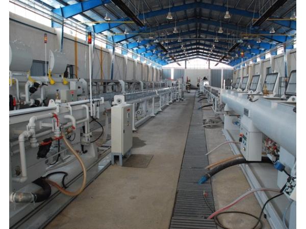 Португальское оборудование для производства полипропиленовых труб